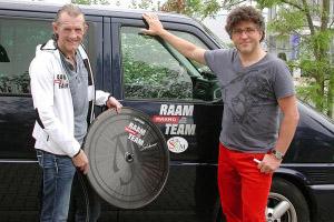 Uli Schoberer - Inhaber der Fa. SRM Trainingssystems und Sponsor