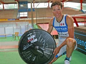 Andreas Raelert - Ironman Vize-Weltmeister und Olympionik