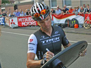 Danilo Hondo - Profi-Radrennfahrer