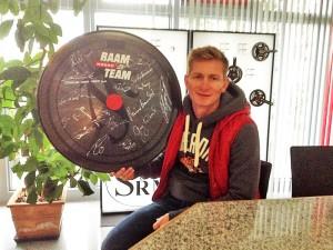 André Greipel - Sprintstar vom Team Lotto Belisol